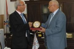 ADO:s delegation i Irak, Oktober 2008