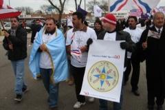 Kha Bnison (AKITO 6759) firandet i USA